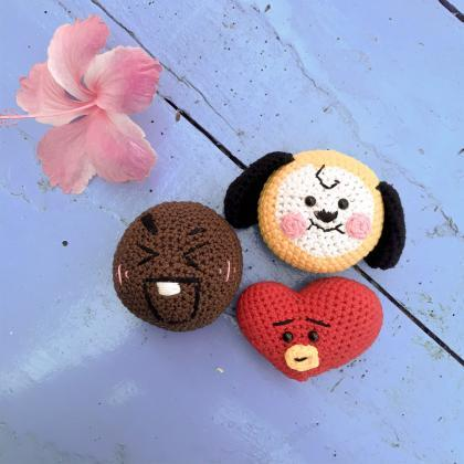 PDF Crochet Pattern - Mini Chimmy B..